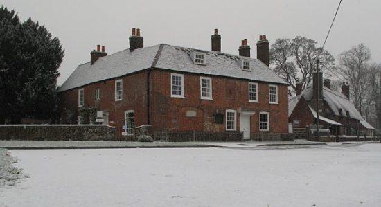 Jane_Austen_house_snow_2