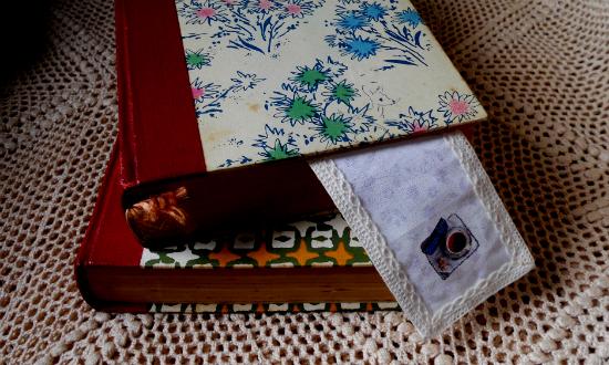 Bookmark, marcador de página | Jane Austen