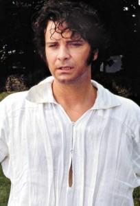 Mr. Darcy, muito melhor do que Christian Grey!