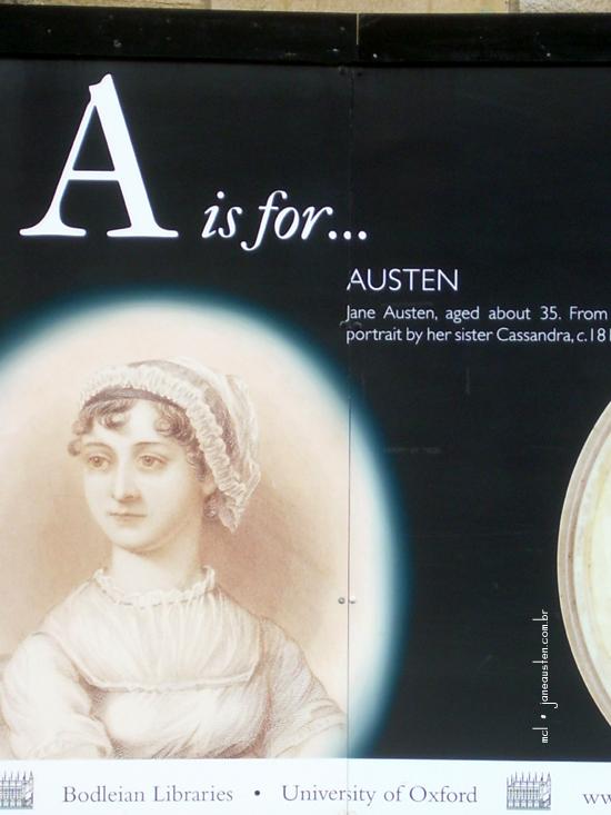 Jane Austen em Oxford