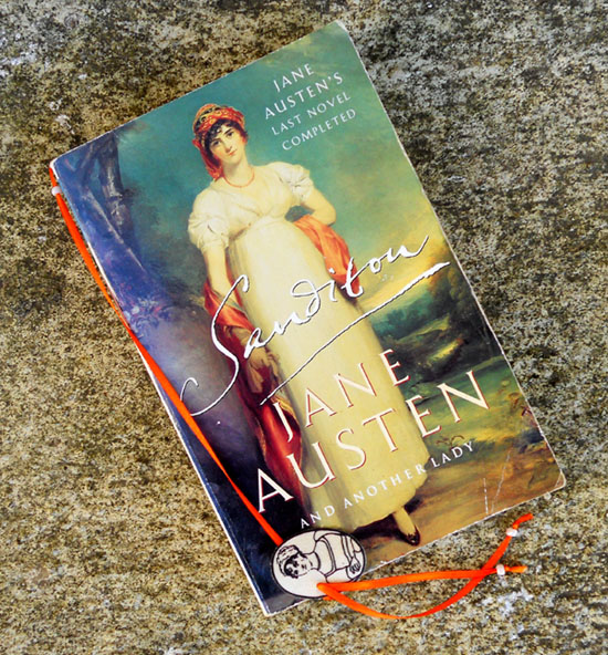 Sanditon, Jane Austen e Marie Dobbs