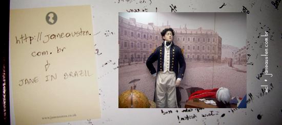 Jane Austen em Português em Bath