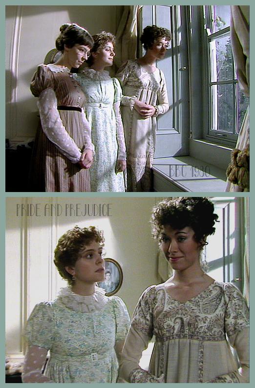 Mary, Elizabeth e Jane Bennet