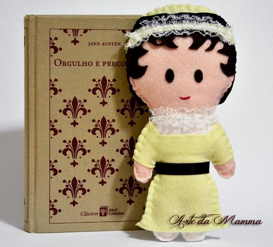 Jane Austen, Arte da Mamma