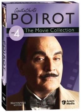 David Suchet is the quintessential Poirot