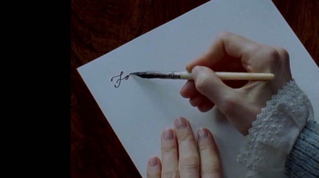 write letter byron 2003