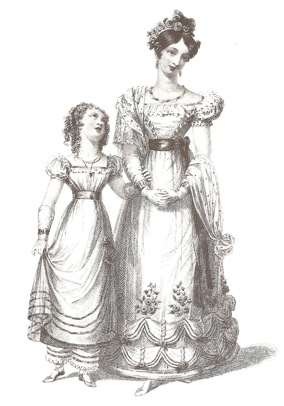 Ballgown 1826