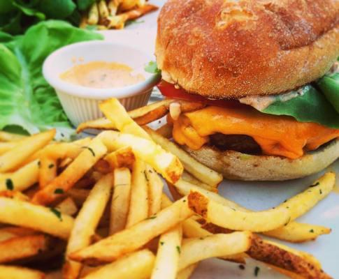 Favorit burger i New York
