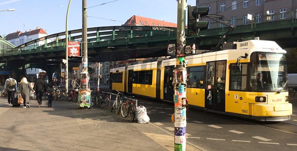 getaway berlin