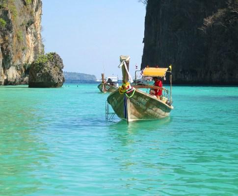 Getaway til Thailand med børn