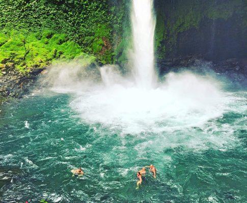 Costa Ricas vulkanby La Fortuna