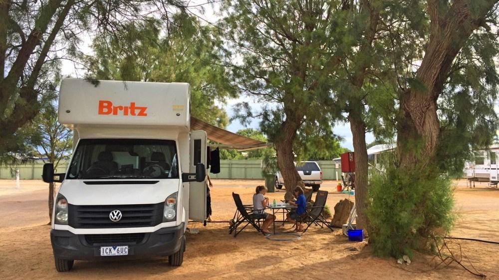 road trip australien