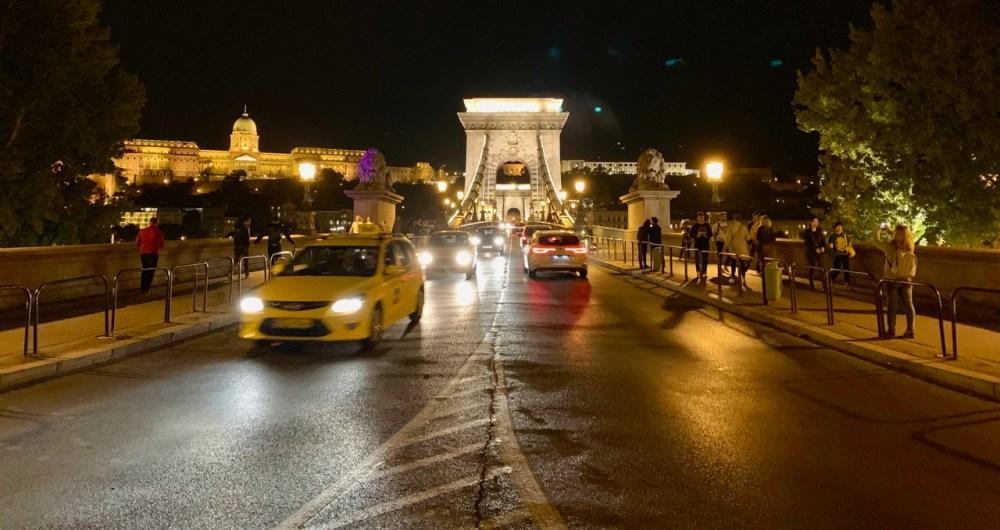 Budapest Getaway