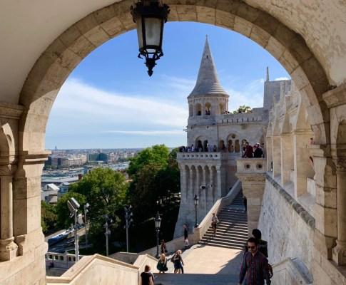 Getaway til Budapest