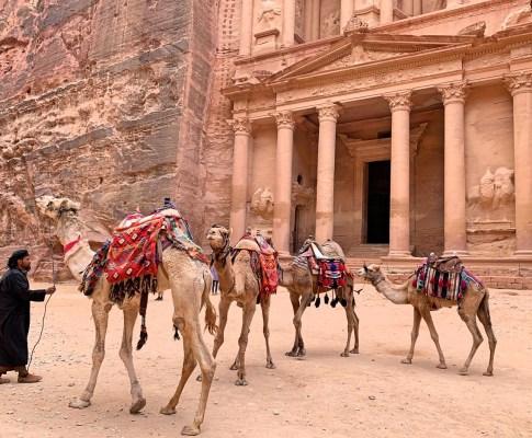Getaway til Wadi Rum & Petra