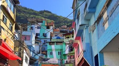 Farverige Santa Marta