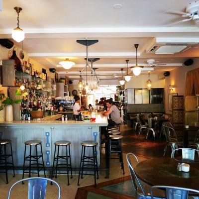 Cafe Mogador, Williamsburg