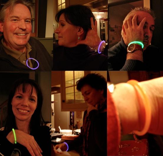 glow in the dark bracelets