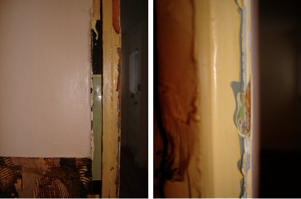 deco trim and paint
