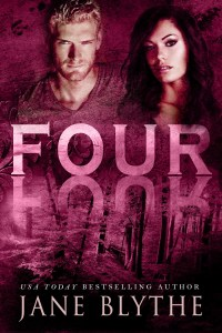 Book Cover: Four