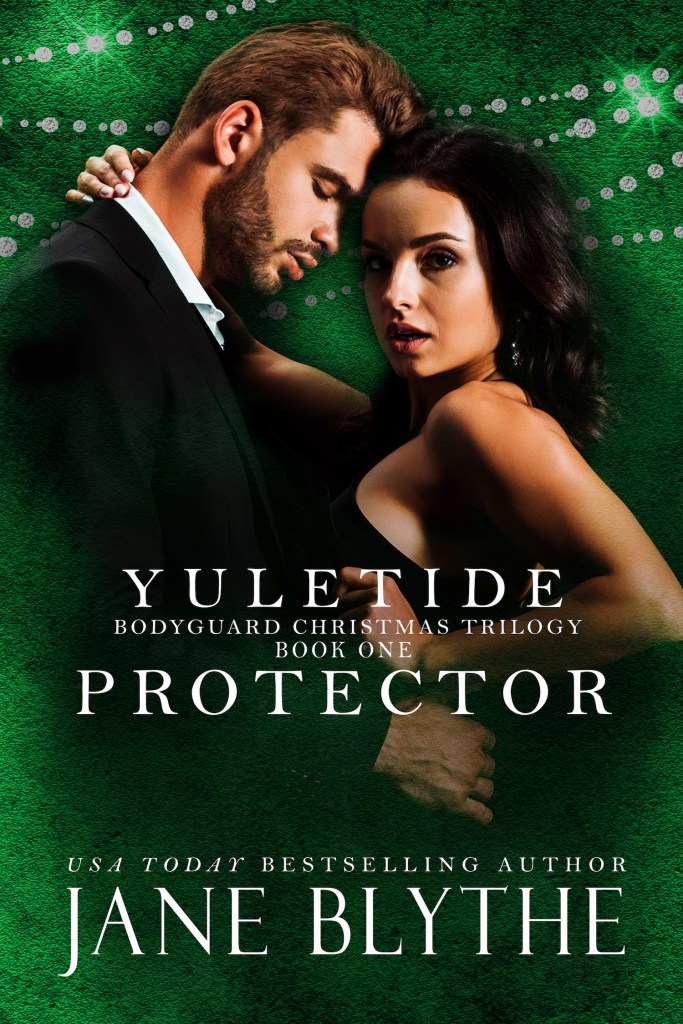 Book Cover: Yuletide Protector