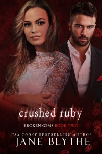 Book Cover: Crushed Ruby