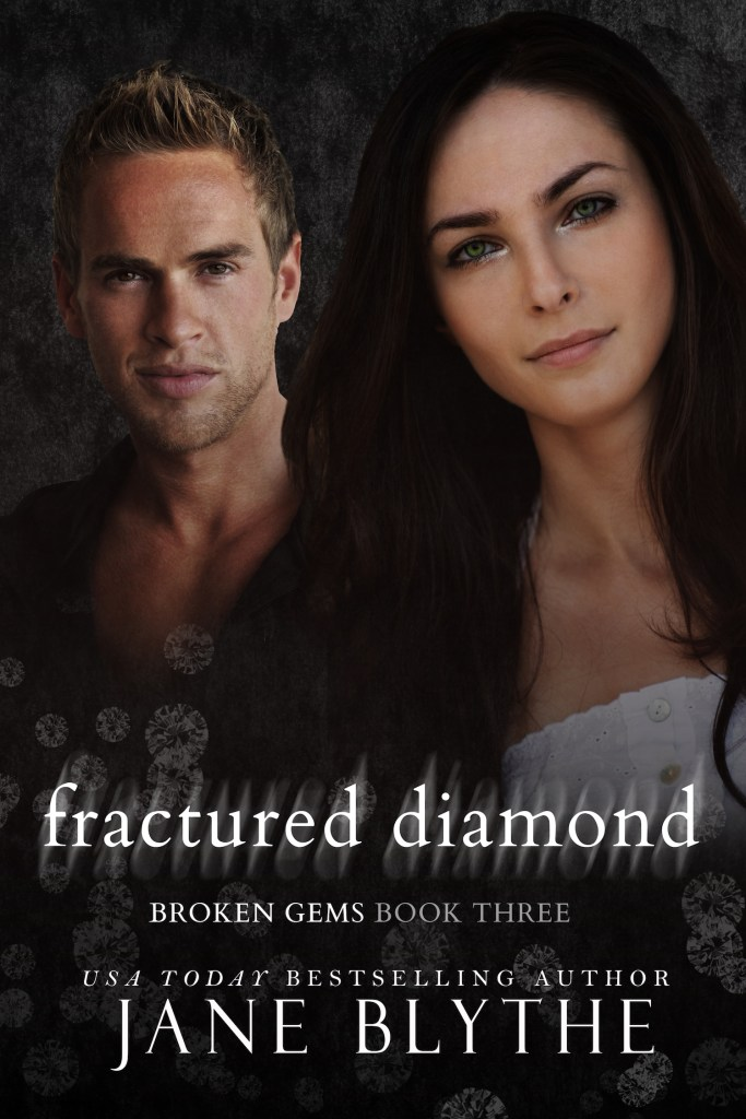 Book Cover: Fractured Diamond