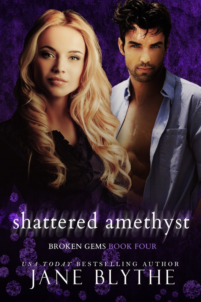 Book Cover: Shattered Amethyst