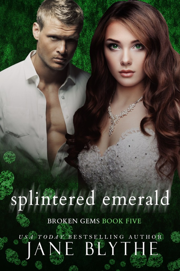 Book Cover: Splintered Emerald