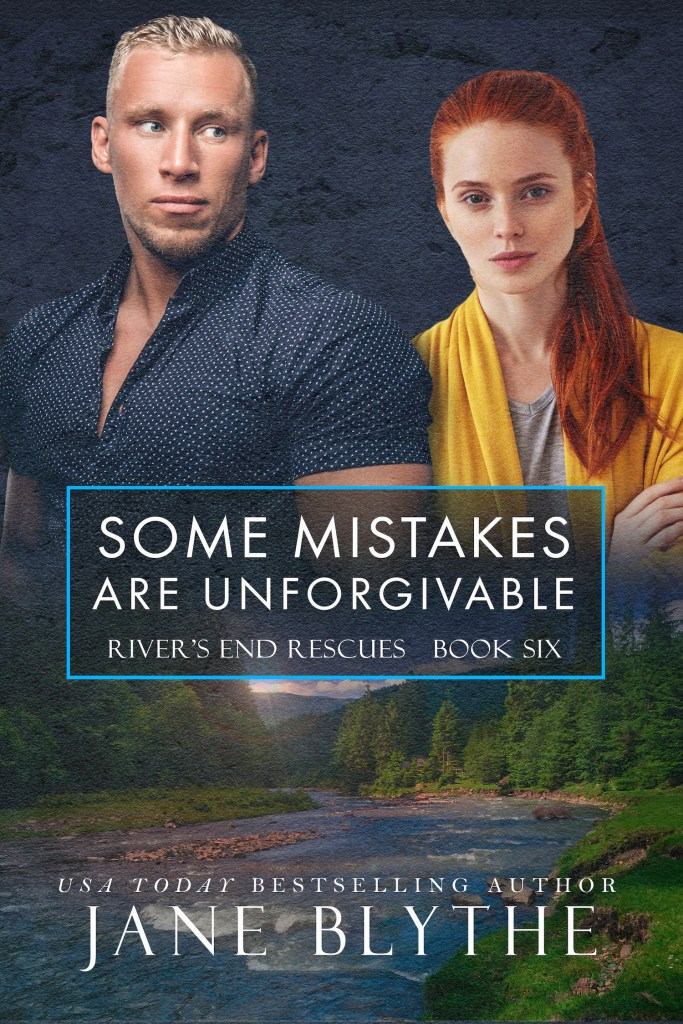 Book Cover: Some Mistakes Are Unforgivable