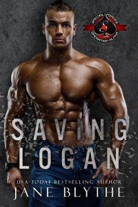 Book Cover: Saving Logan