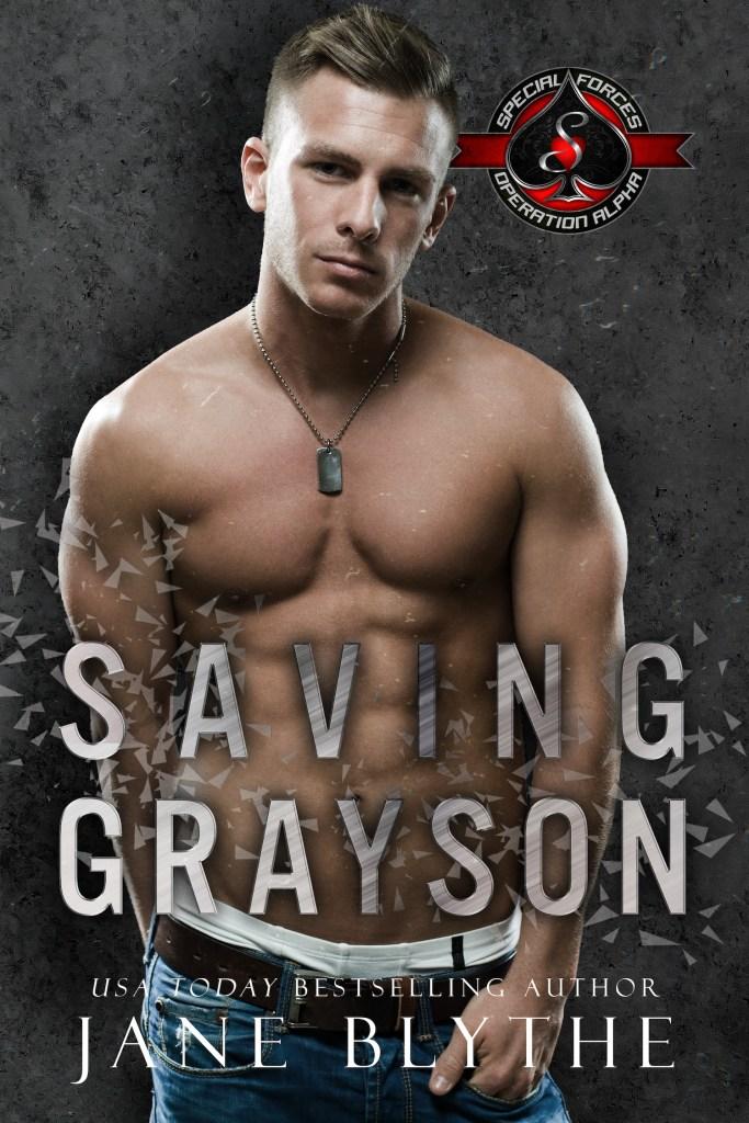 Book Cover: Saving Grayson