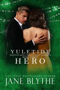 Book Cover: Yuletide Hero