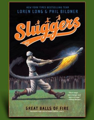 sluggers book three