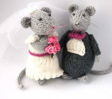 wedding mice jane burns