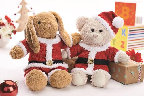 Teddy Christmas x500