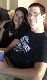 Rachel and Greg