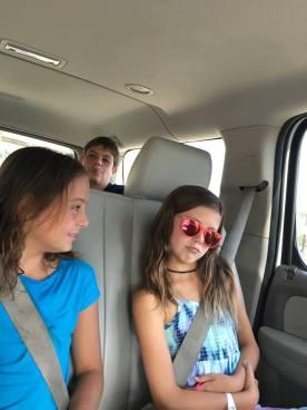 Ally, Aidan, Elle