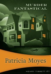 Patricia Moyes mystery offered by Felony and Mayhem