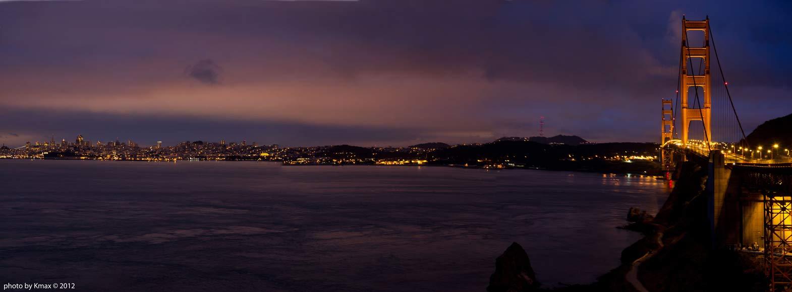 Golden Gate Bridge original photo by Kmax