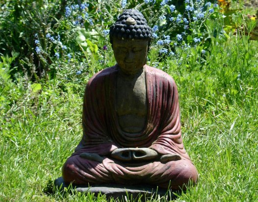 Jan Edl's Buddha Statue