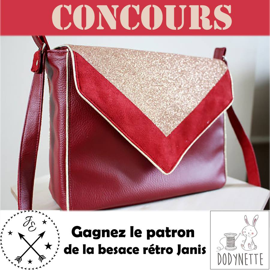 Concours couture sac