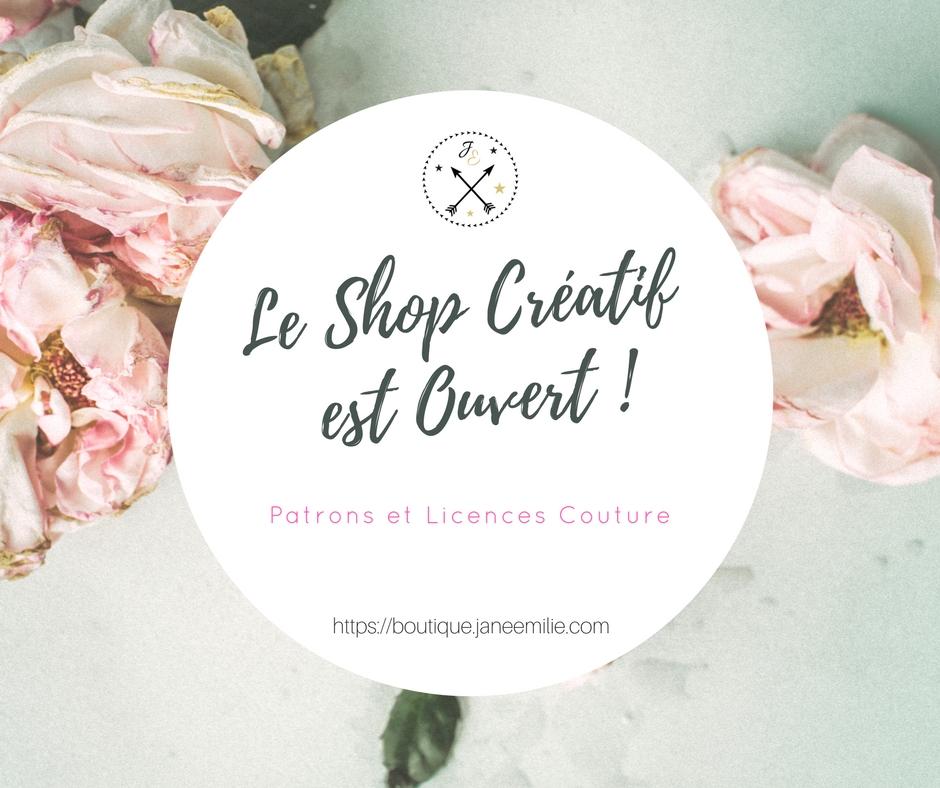 Patrons et Licences Couture