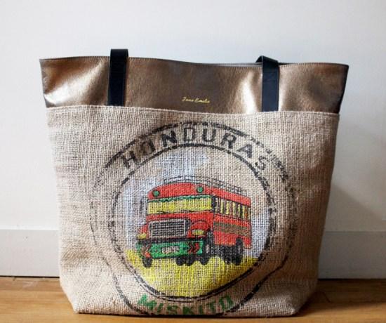 cabas sac à café honduras