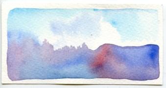 mountain scene 10