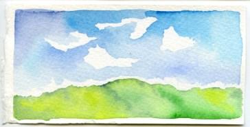 mountain scene 3
