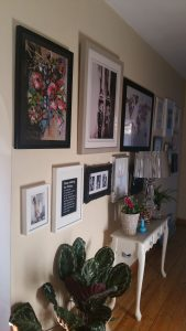 jane fitch interiors gallery wall