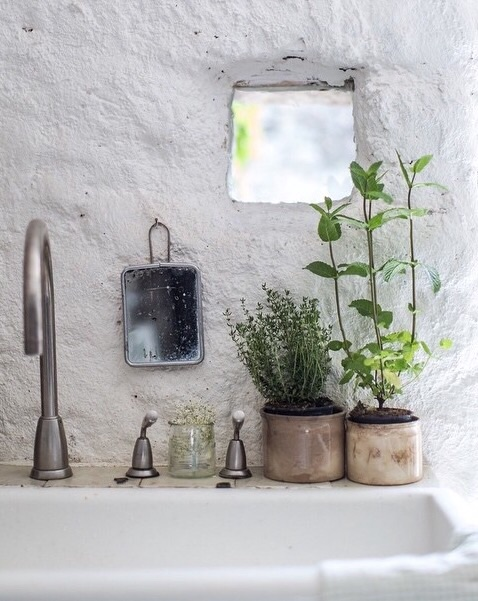 jane fitch perfect bathroom mirror