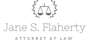jane flaherty lawyer logo