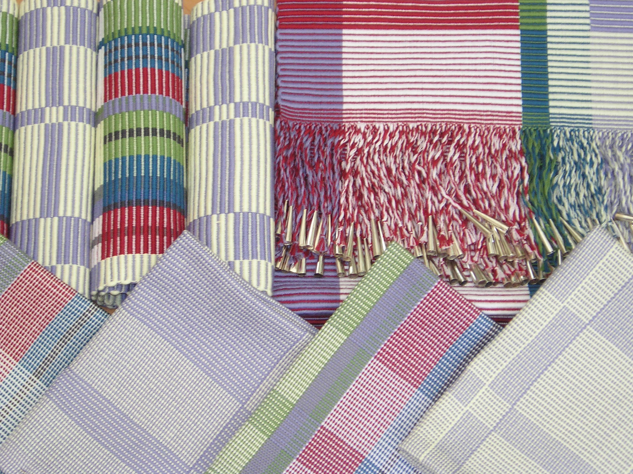 Handwoven Table Linen